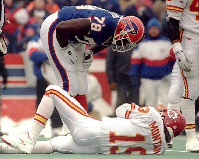 Last time the Bills made it to the AFC Championship was in the 1993 season where they beat Joe Montana and the Chiefs. https://t.co/tYDhcz4syP