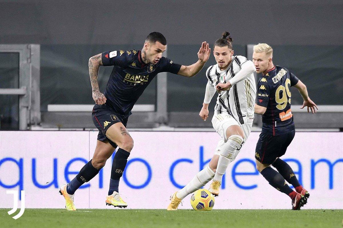 #JuveGenoa #CoppaItalia   Dragusin https://t.co/yUi5QyZFtQ