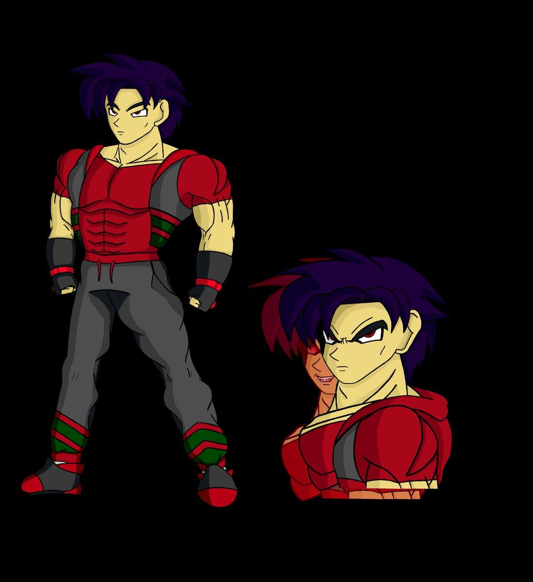 Meet my boi, Brash! Half Human, half Hysterian. #Brash #antihero #Badass #fighter