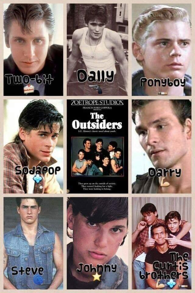 The best!! #staygold #outsiders #1980s #Nostalgia