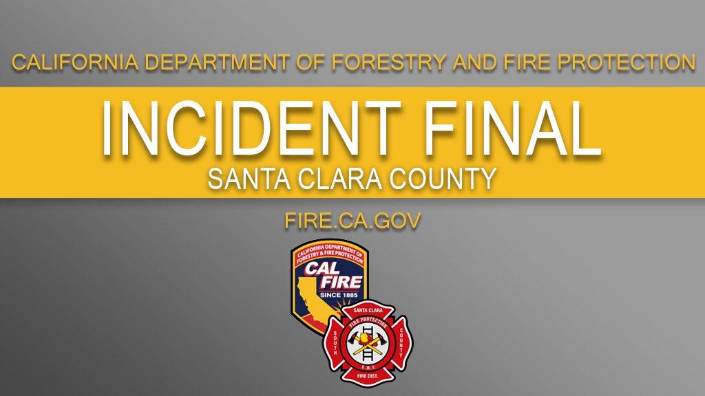 @calfireSCU's photo on Santa Clara