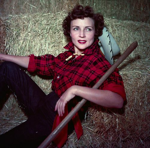 Happy 99th birthday to the only person to wear a flannel better than me