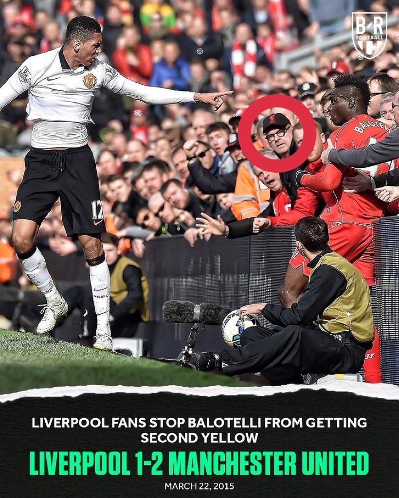 観客席にクロップ監督いるのかと思った笑 クロップ監督そっくり笑  #LiverpoolFC #Liverpool #LIVERPOOL  #リバプール #クロップ監督