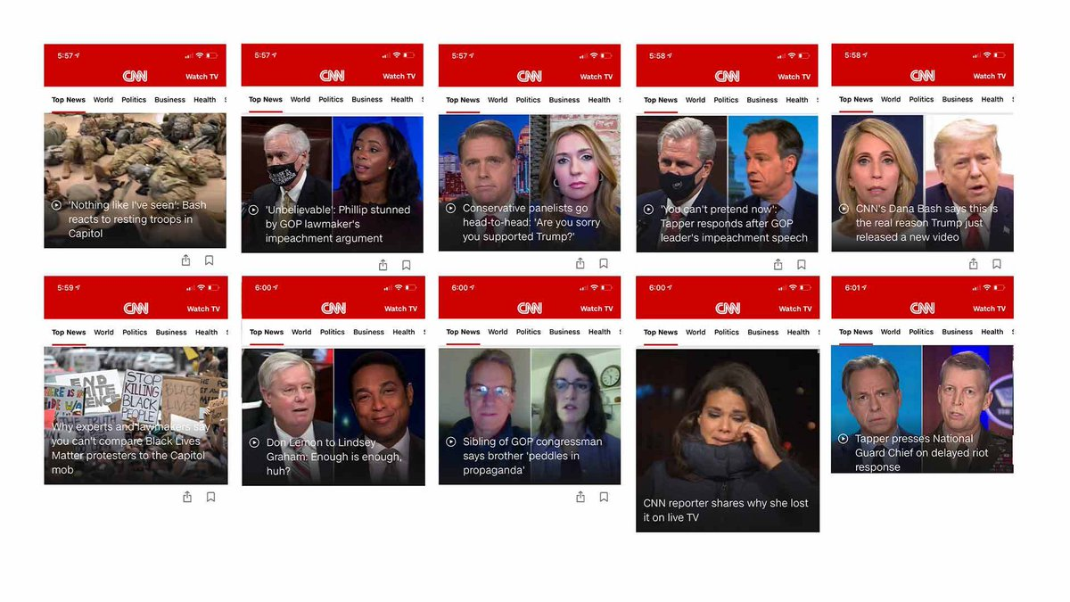 At #CNN, Reporters Are The News   #CNN has become smut entertainment television, unworthy of a country in need of getting its act together.   #BarackObama #Colombia #FOX #Freedom #GuillermoCanoIsaza #TedTurner #ThePress