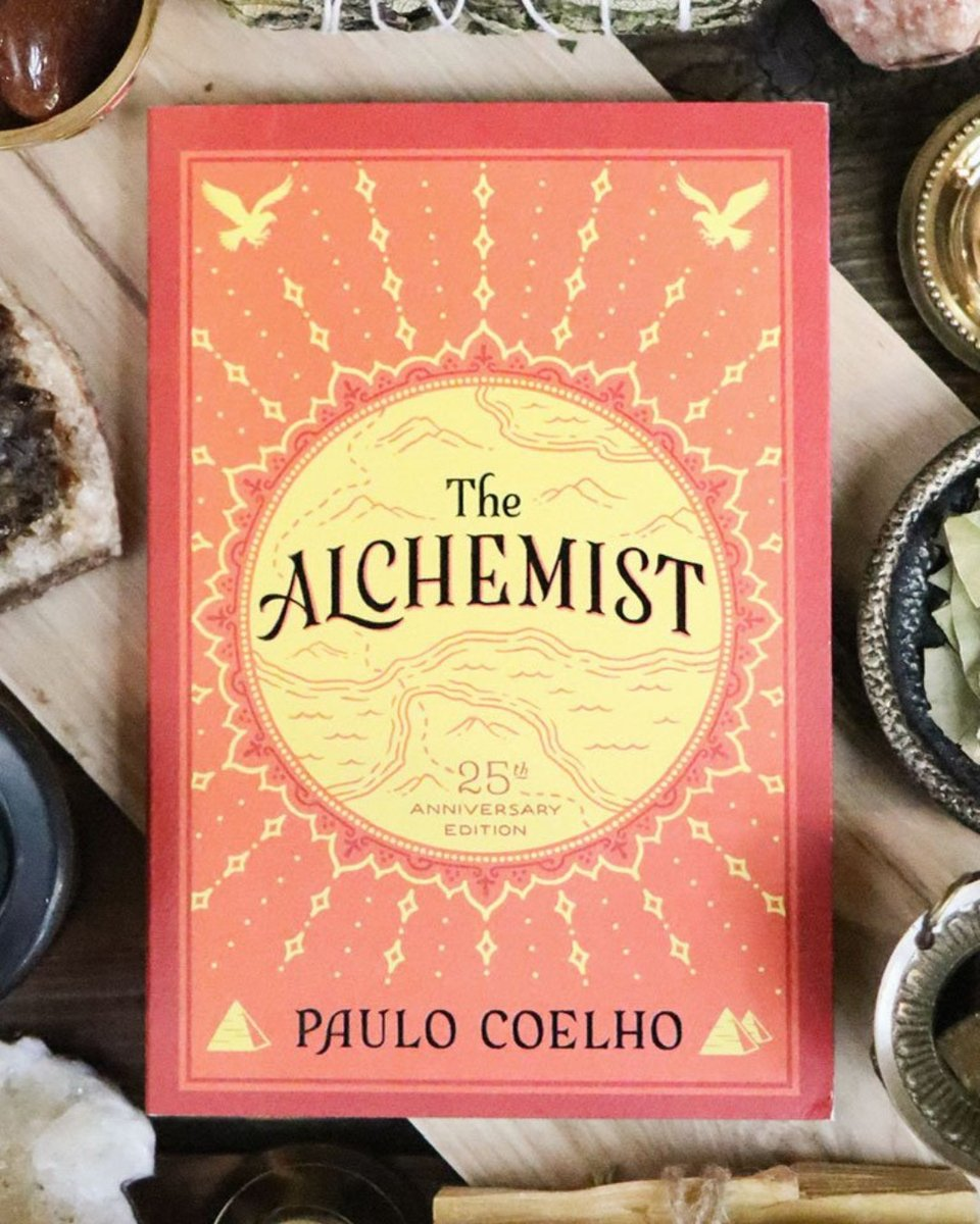 """It's the possibility of having a dream come true that makes life interesting."" ― Paulo Coelho, The Alchemist #PauloCoelho #TheAlchemist"