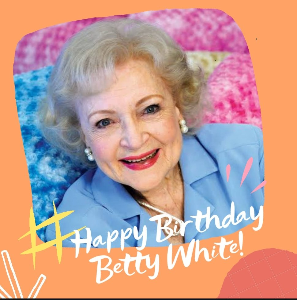 Happy birthday to the most golden of girls, the one and only Betty White who turns 99 years old today!  Even 2020 knew better than to touch this one.  #happybirthday #bettywhite #99yearsold