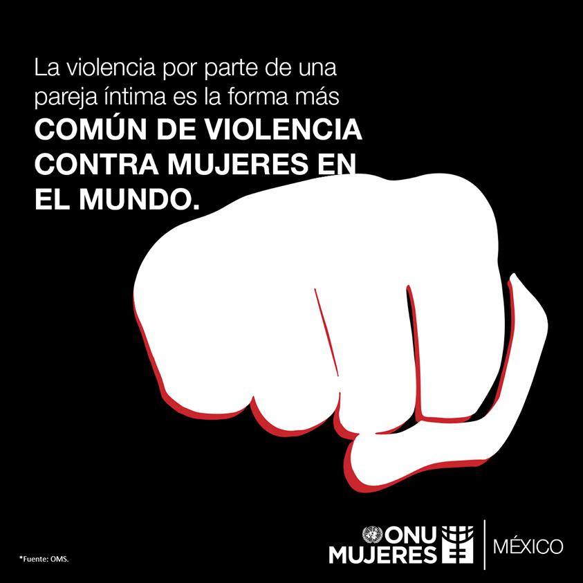 La violencia contra las mujeres causa consecuencias graves para la salud y el bienestar de las mujeres. Es urgente poner un #Altoalaviolencia