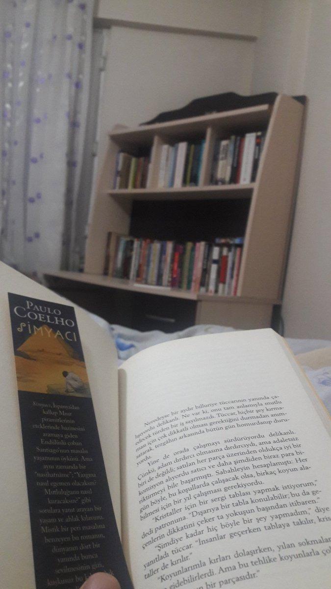 Maddi alemden manevi aleme geçişin en güzel romanı.. #simyacı #paulocoelho