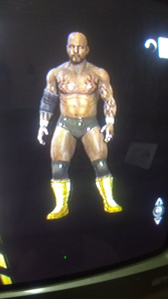 And as usual, a post PPV update to my CAWs at the #TNA Xbox 360 videogame based in current #ImpactWrestling male roster. Updated Moose, Eddie, Sami & Swann. Added Bryan Myers and Madman Fulton, gone The Rascalz and... #IMPACTonAXSTV #HardtoKill #RETROGAMING #Xbox360 #Midway
