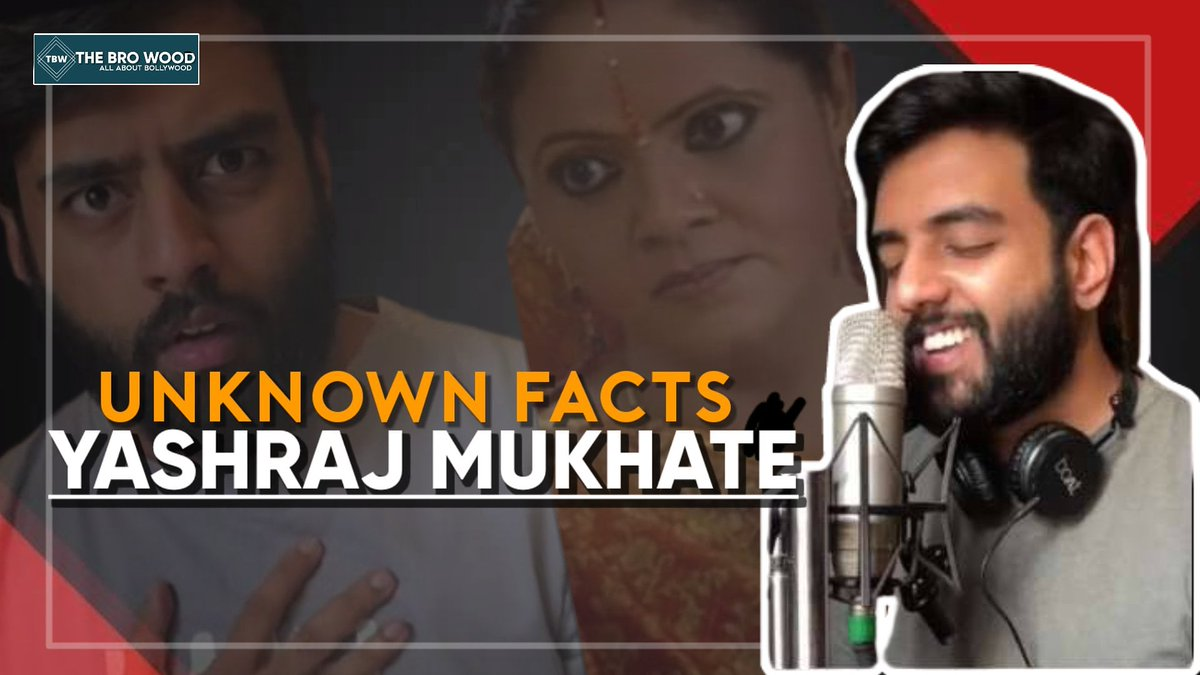 """Unkown Facts about Yashraj Mukhate   Watch #amazing  facts about Yashraj Mukhate go and watch full video on our YouTube channel """"THE BRO WOOD"""" (link in bio) or click on this link @yashrajmukhate    #YashrajMukhate #THEBROWOOD #Memesong #bikinishoot"""