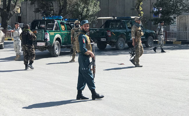 Replying to @ndtvfeed: Gunmen Shoot Dead Two Afghan Women Supreme Court Judges In Kabul