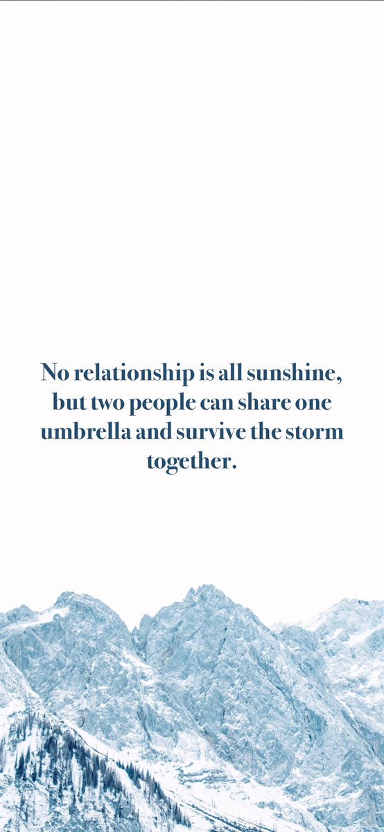 Happy thought for today. #happythoughts #positive #together