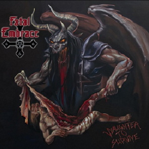 Metal Messiah Radio is Now Playing - Dungeons Of Dread by Fatal Embrace .Check us out at  and join us in chat #metalunderground #metal #blackmetal #deathmetal #thrashmetal #metalmessiahradio