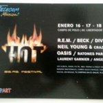 Image for the Tweet beginning: La primera fecha del Hot