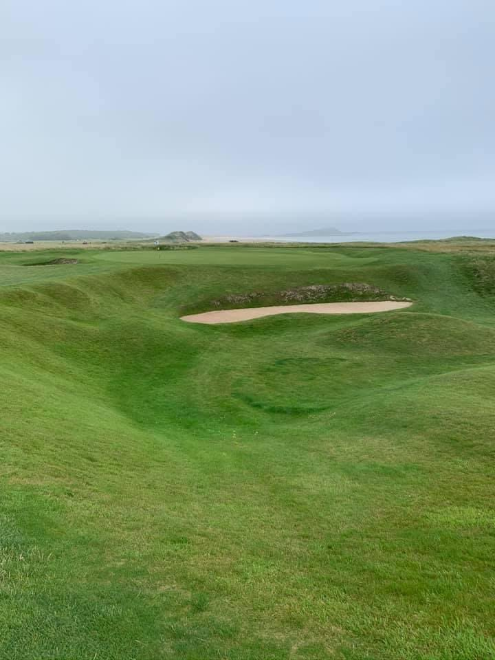North Berwick this past summer. One of our  favourites, highly recommended  👌  🏌️♂️  #scotland   #golf  #golfing  #travel  @VisitScotland  #StaySafe