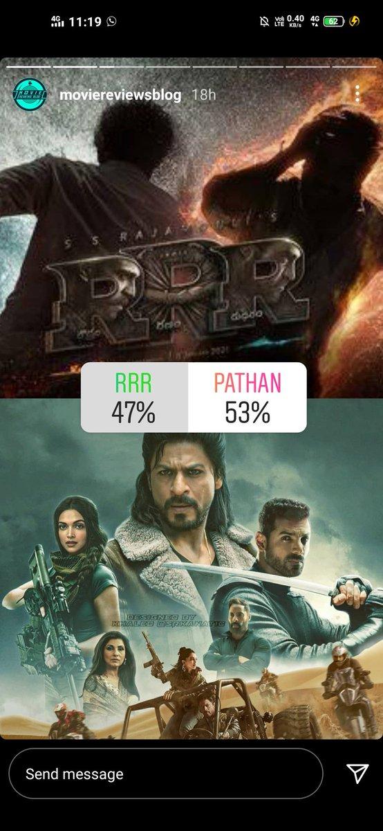 Vote for our movies Pagelink: #Pushpa #Radheshyam #RRRMovie #KGFChapter2 #Prabhas