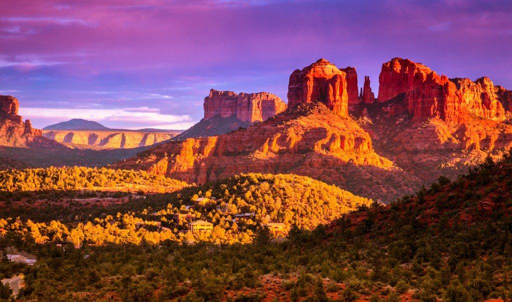 Sedona is undeniably magical!  Read the full article: Sedona, Arizona ▸   #Arizona #Destinations #VisitArizona #sedona #vacation