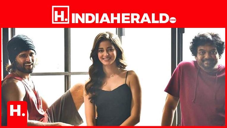 విజయ్ దేవరకొండ అభిమానులకు గుడ్ న్యూస్.. సోమవారం ఉదయం..  #fighter   #indiaherald  #indiaheraldgroup #Movies-IndiaHerald #TeluguIndiaHerald #K-Sreekanth-IndiaHerald