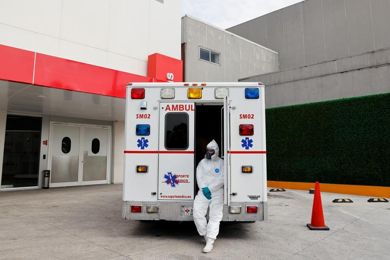 Mexico records deadliest coronavirus week yet with 7,000 deaths