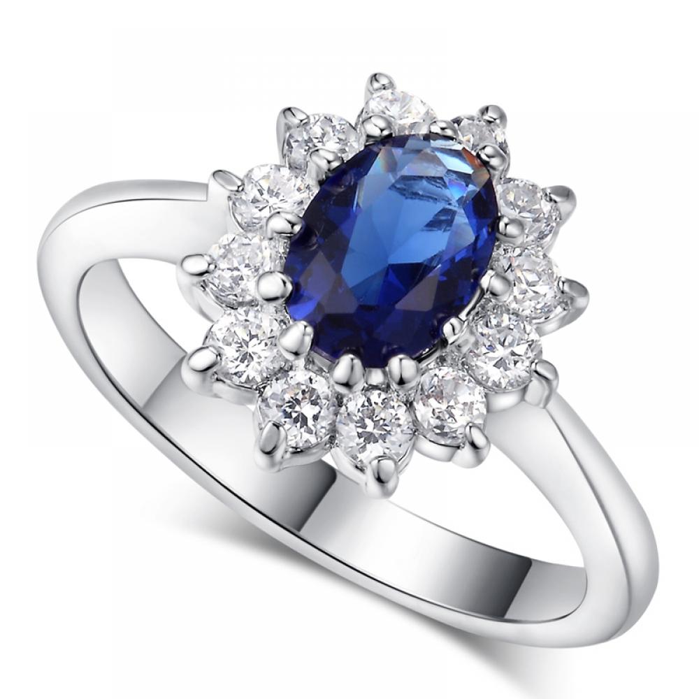 #fashion #style Women's Princess Kate Style Ring