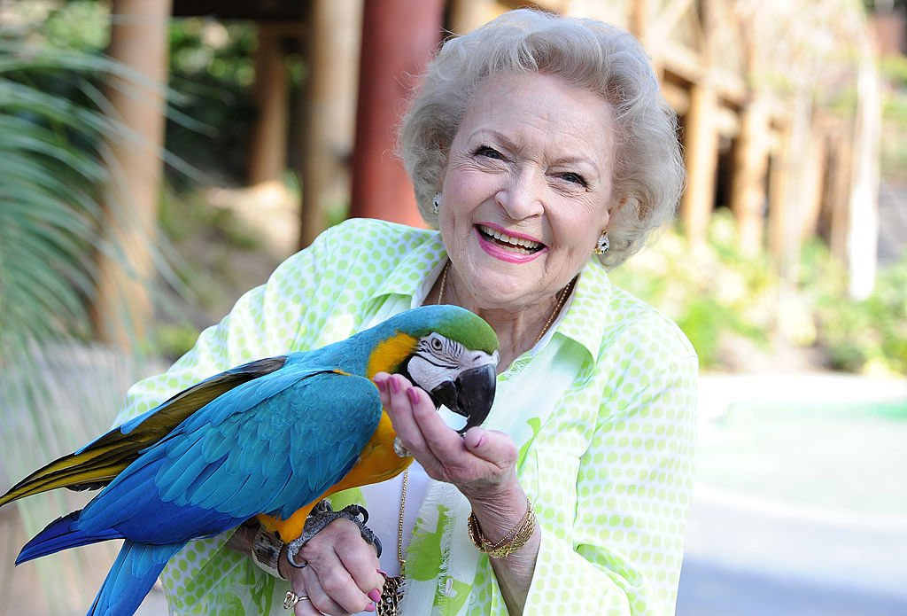 Protect her at all costs.  #HappyBirthdayBettyWhite