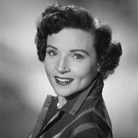 #HappyBirthdayBettyWhite You have brought me joy ❤️