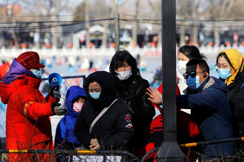 China reports 109 new COVID-19 cases to keep concerns simmering before Lunar New Year