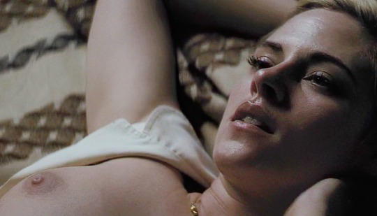 Kristen Stewart – Seberg (2019)  – Celeb Nudity