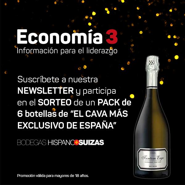 #SORTEO  Suscríbete a nuestra Newsletter y participa en nuestro sorteo, el 25 de enero. Requisitos: 🗝Dar Me Gusta a la Página de Economia3 🗝Compartir esta publicación en modo público. 🗝Estar suscritos a nuestra Newsletter:  Suerte 🍀