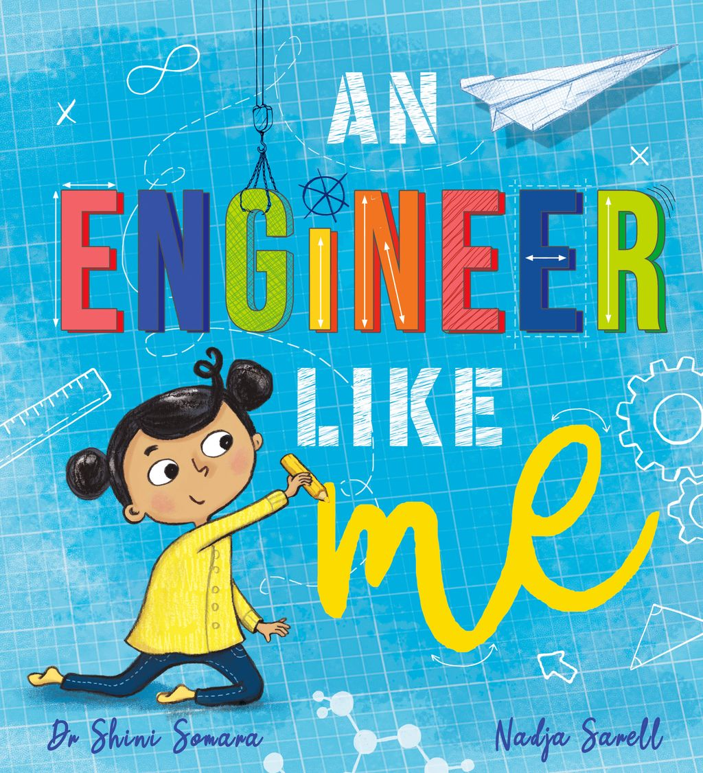Win and review this inventive picture book by engineer & TV presenter @shinisomara, that introduces young readers to the world of engineering, creative thinking and problem-solving.  Enter via our website:  @hachettekids @FiEvans