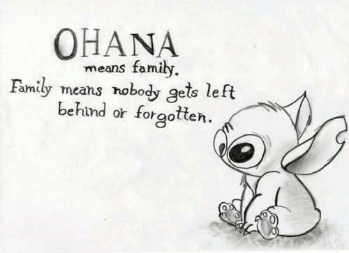 Family means so much #Family  #Disney