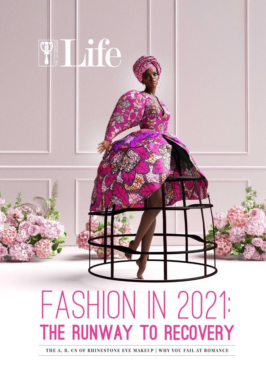 Grab a copy of today's The Guardian Life Magazine as we examine the impact of COVID-19 on the fashion industry, key drivers for recovery, trends to look out for and more.  #FashionIndustry #Fashion #COVID19 #Virtual #FashionExperts #Pandemic #GuardianLifeNg #Magazine