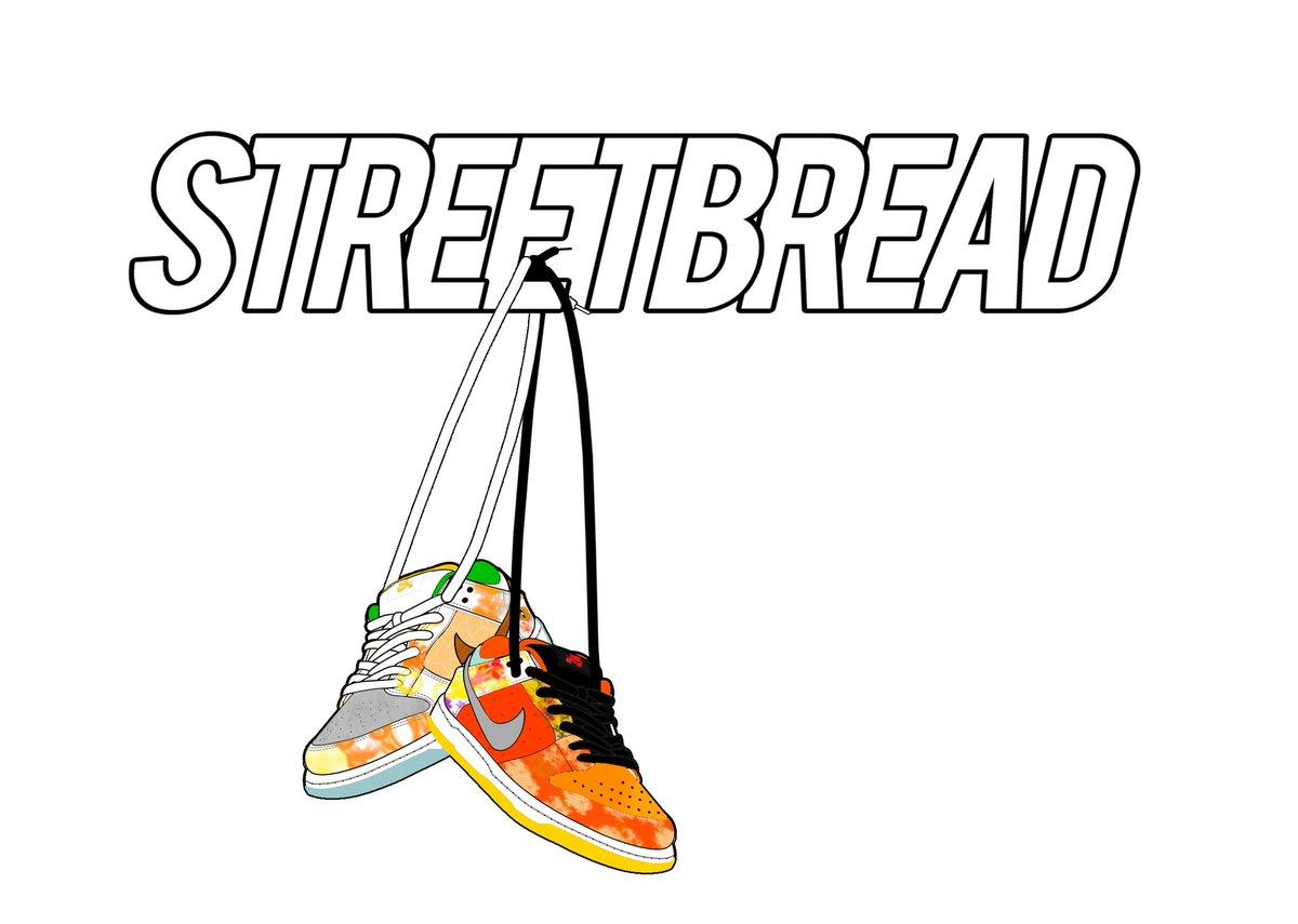@securethebread #streetbread #pancalle #stbread #streethawker #nikesb #sbdunks #art #bread