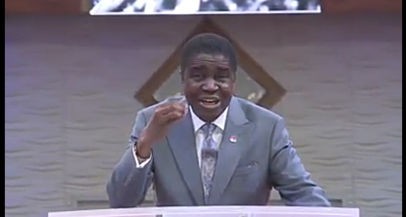 Sins invite crisis, righteousness exempt you from crisis.... Bishop David Abioye #LFCLiveService #Day14 #CovenentDayOfExemption #AnointingService #1stService