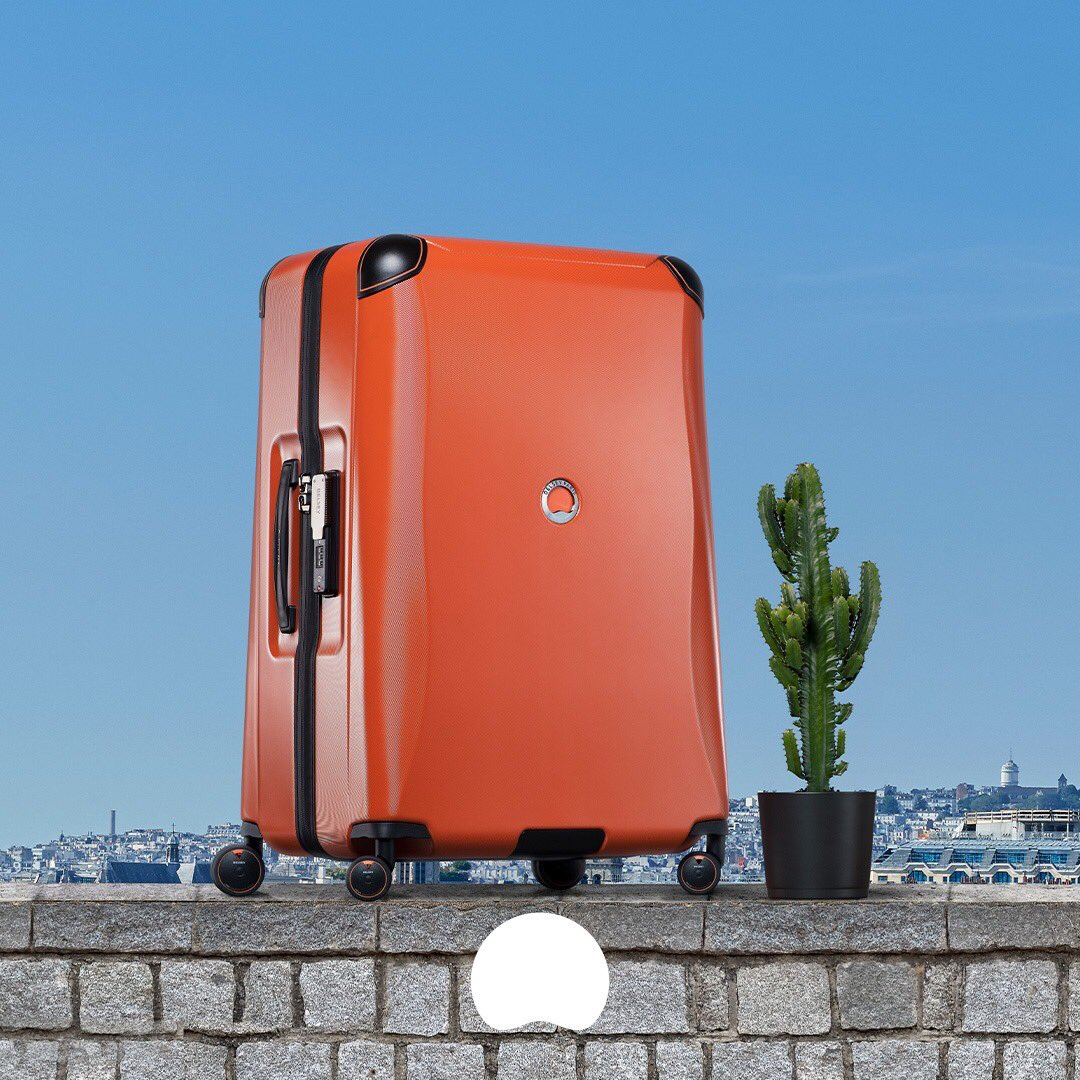 Tough, stylish and efficient : discover CACTUS, our new highly resistant suitcase ! >> Shop online at https://t.co/epSXkBDN23 #Delsey #DelseyCactus #luggage #Suitcase #travel #bags #Traveler #Jashanmal #Bahrain https://t.co/87n3Ge4dvi