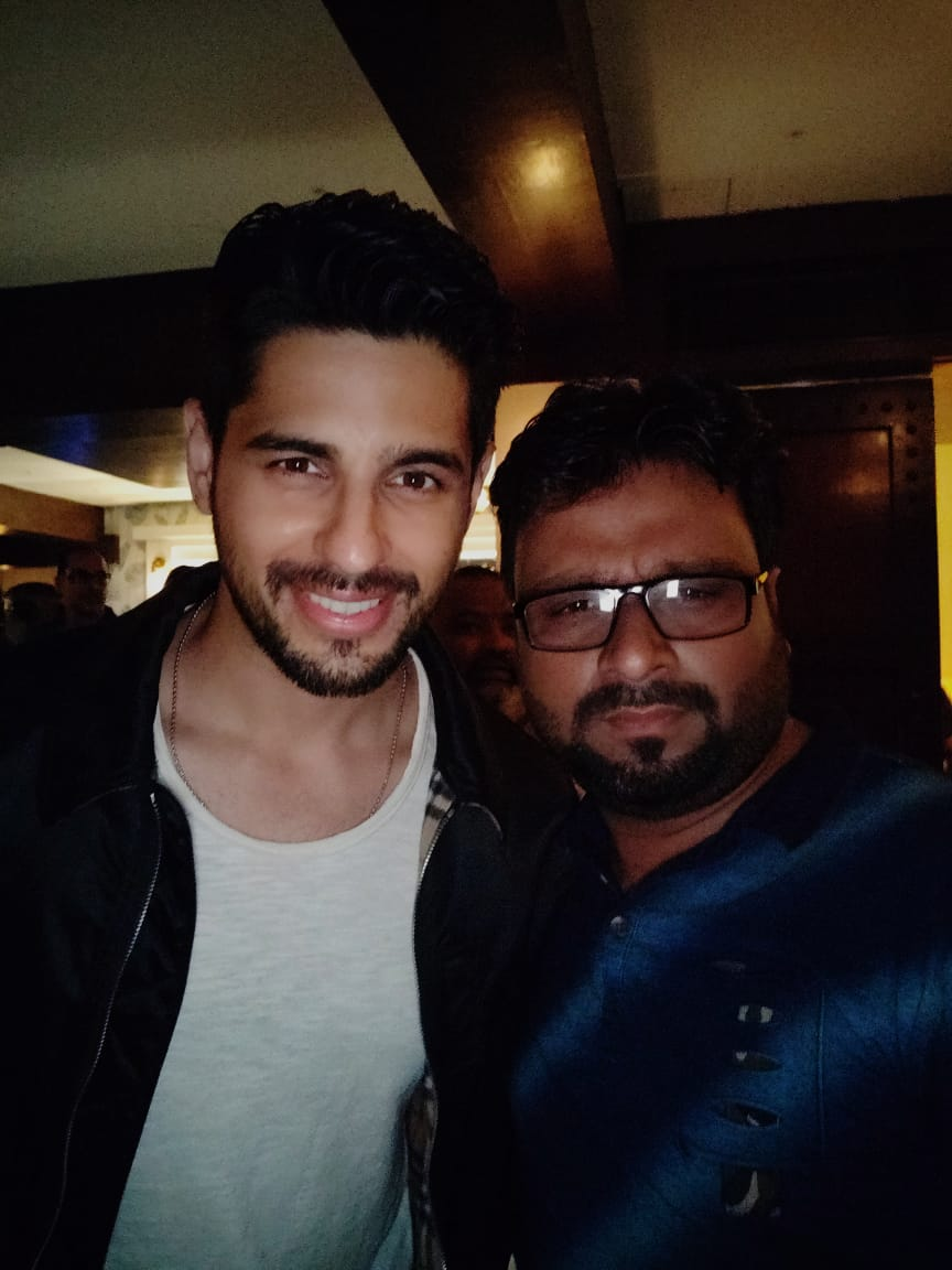 Be lated Happy Birthday Brother.  All the very best for all your upcoming movie.  @SidMalhotra