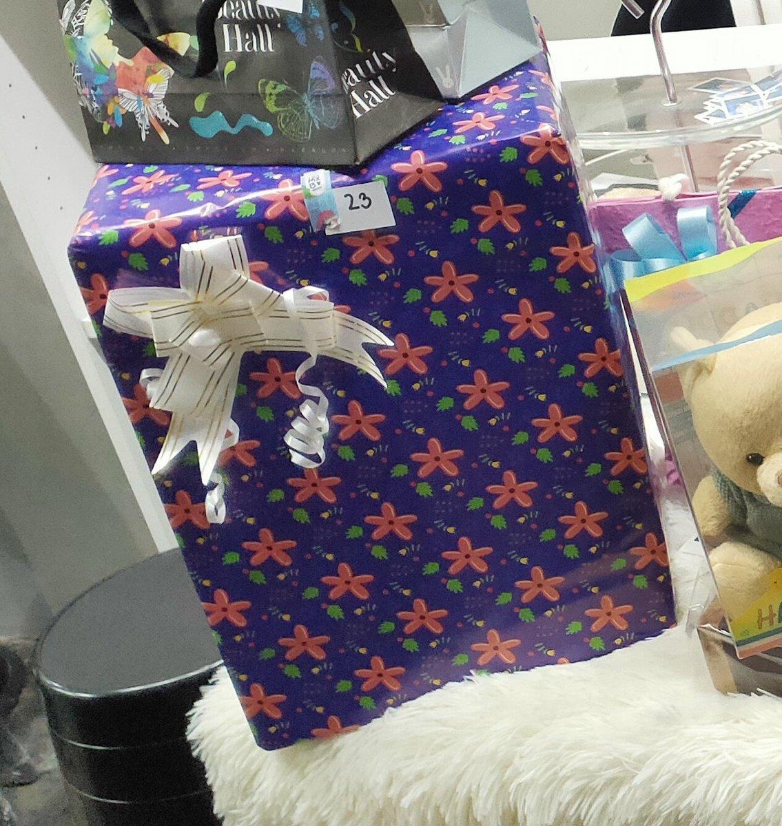 ใครได้ของขวัญกล่องม่วง มารีวิวหน่อยเร็วววว อิอิ #H_ONE1501party