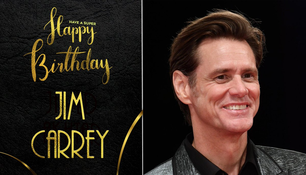 "Here's wishing a very Happy Birthday to the most versatile actor @JimCarrey Thank you for all your incredible performances. #HappyBirthdayJimCarrey  #INOXwishes #INOXMovies   #INOXTrivia: Chosen by ""People"" magazine as one of the 50 Most Beautiful People in the World. [1997]"