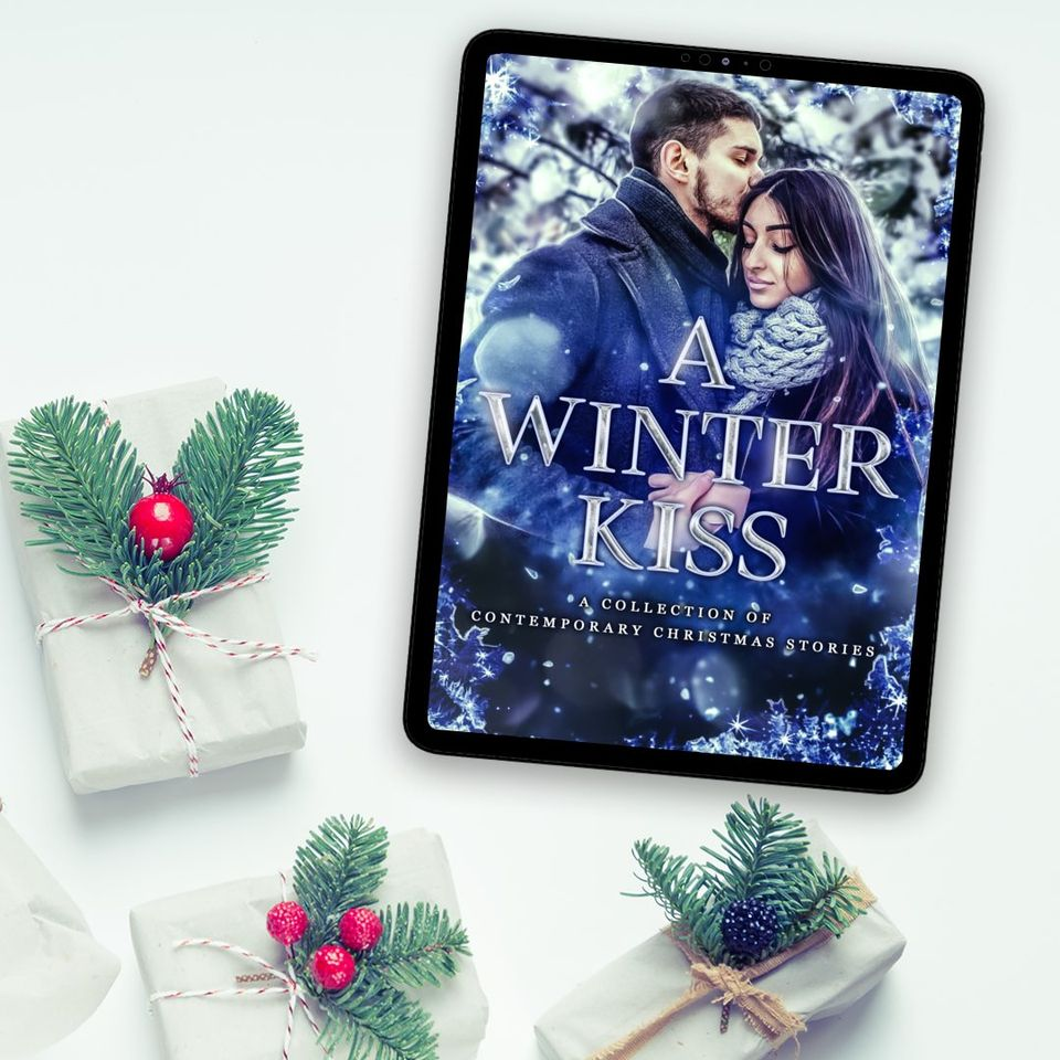 #FREE #OurGifttoYou #HappyHolidays #HolidayGoodies  Trim the tree, hang the mistletoe, curl up by the fire, and snuggle in for these heartwarming tales of Christmas love.  Get your copy now!