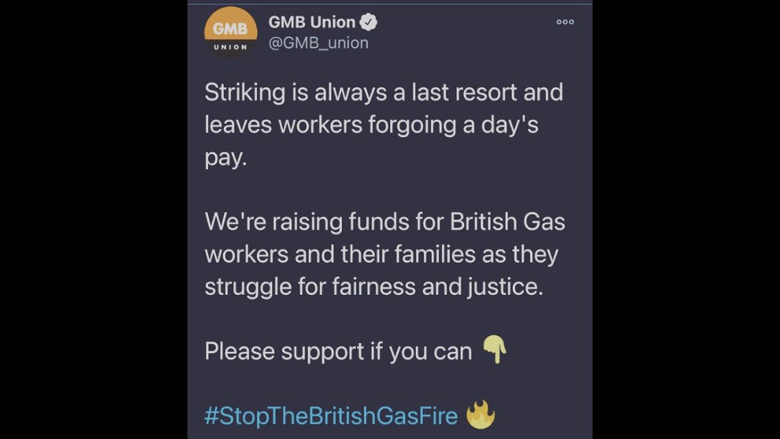 Shocking treatment of BG staff - being fired and rehired on worse terms in the middle of a pandemic. #StopTheBritishGasFire https://t.co/3GdeIF08Xo