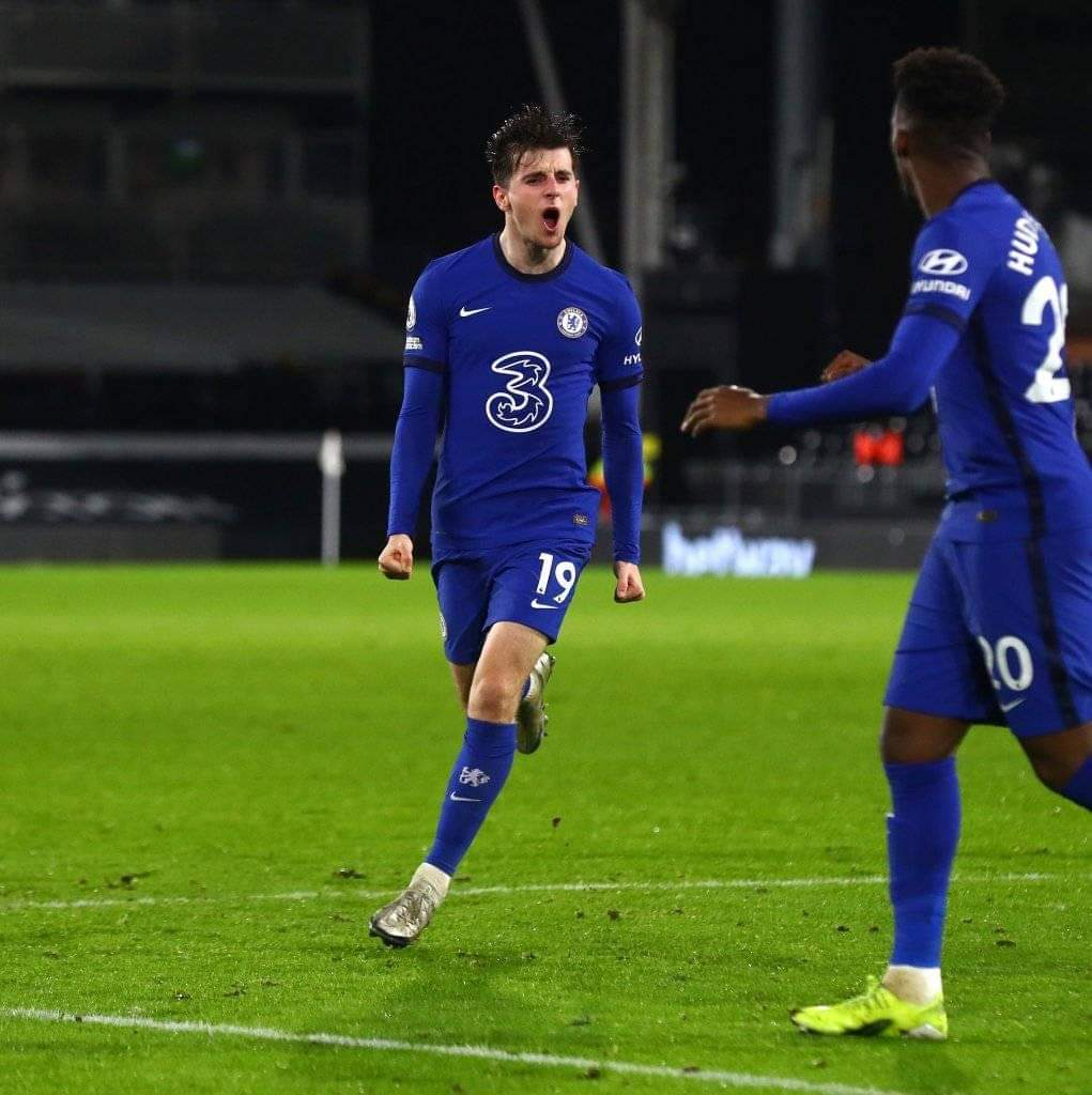 .@masonmount_10 created seven chances vs @FulhamFC yesterday, the most by a @ChelseaFC player in a @premierleague away game in the past five seasons.  Learning from the best & executing like he means it! #CFC #FULCHE #ChelseaIndia