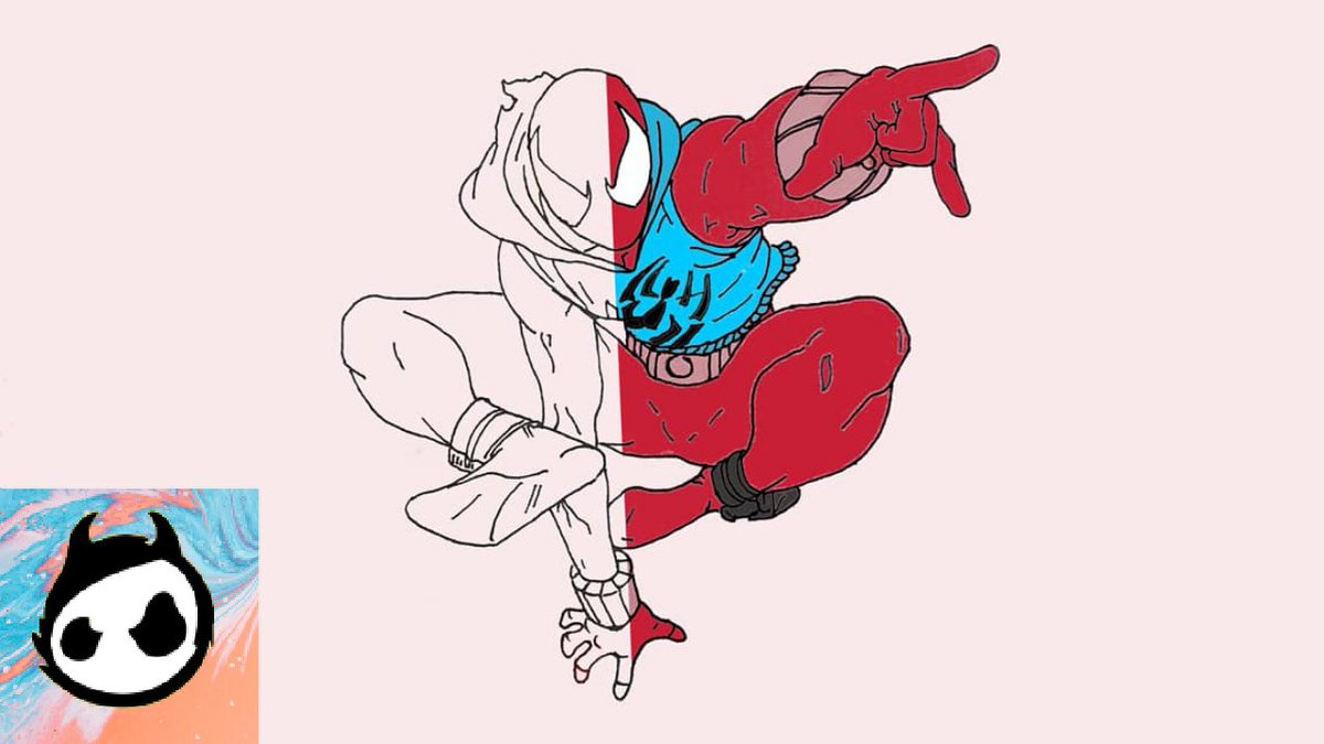 How to Draw Scarlet Spider Spider verse   #love #followback #Twitterers #tweegram #photooftheday #20likes #amazing #smile #follow4follow #like4like #look #instalike #igers #picoftheday #food #instadaily #instafollow #followme #girl #instagood #bestoftheday