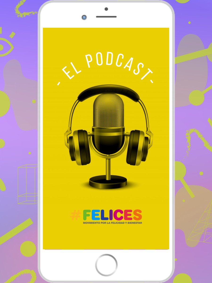 Hoy estrenamos el Podcast de @FelicesChile! Un trabajo enfocado en la #saludmental y el #bienestar, estando presente cada domingo a través de @Spotify en el marco de una experiencia en 360 de audio, texto y video! Escucha el 1er episodio en https://t.co/6hpXujhO3Z! 😃🎙✔️ https://t.co/5zzCntp0ZU