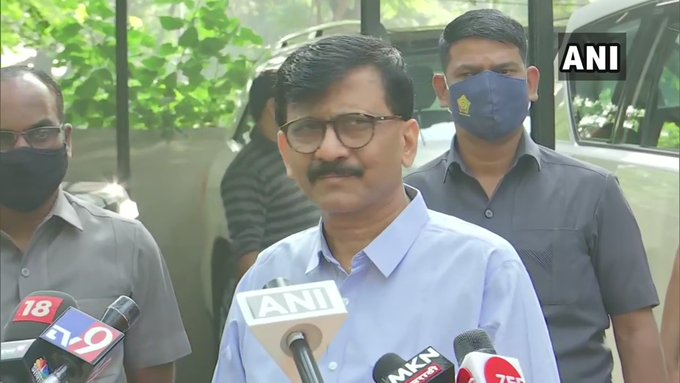 """Shiv Sena has decided to contest the West Bengal Assembly elections"", says party leader Sanjay Raut   (file photo) https://t.co/vpMjs9nHPf"