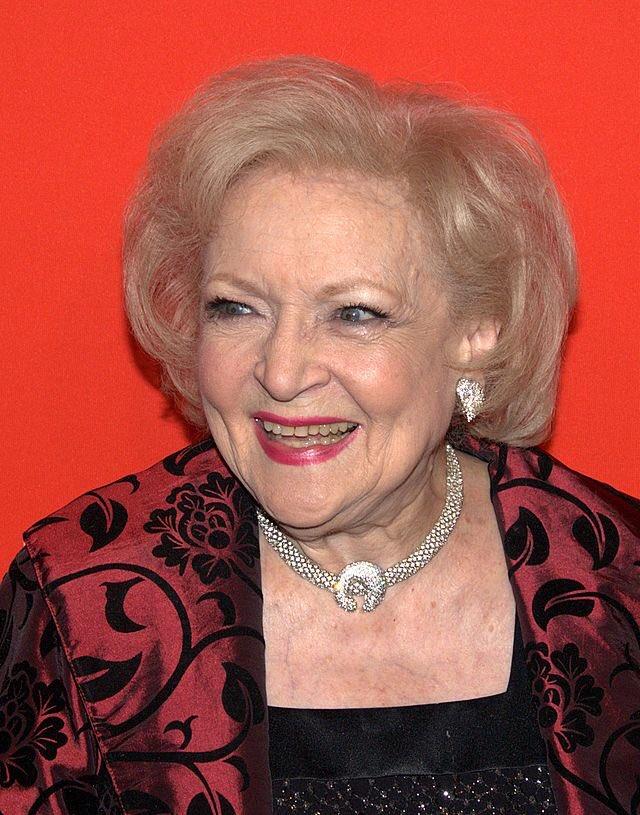 A big 'ol happy birthday to America's grandma! #HappyBirthdayBettyWhite