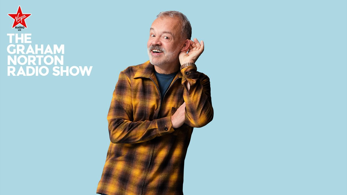 Happy Sunday! @grahnort is back on your radio at 9.30🌞  What's got you up this morning? Let us know what you've been up to!  (Or if you're still in bed, what you've got planned😴)  #TheGrahamNortonRadioShow #sundayvibes
