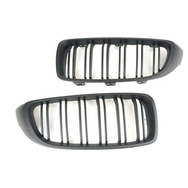 Check out this product 😍 BMW F32 F33 F36 F80 F82 F83 M3 M4 Matte Black M Style Front Grille Set (2013... 😍  starting at £128.95.  Show now 👉👉    #XXIITUNING #CarbonParts #Carbon