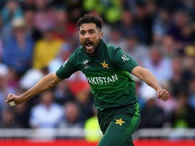 """Mohammad Amir """"I will go to PCB and show my availability for Pakistan"""".  #Amir #PAKvSA"""