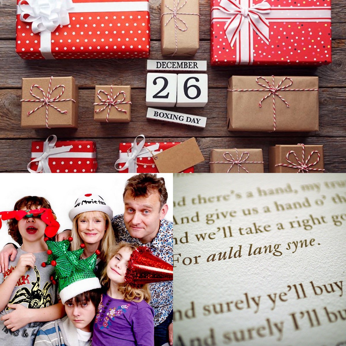 Merry Britsmas Episode 14 out now! Hear me ramble on about Boxing Day, Auld Lang Syne & a post Xmas special of Outnumbered! #xmas #boxingday #newyear #auldlangsyne #outnumbered #podcast #christmas #christmaspodcast #podcasting