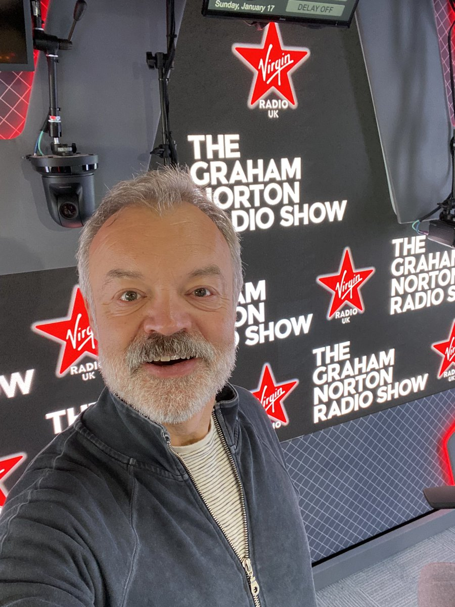 Wait! There's more! I now do Sundays too! 9.30-12.30 @VirginRadioUK #adfree Come to the bright side! X